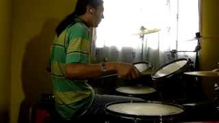 Feliz cumpleaños PXNDX (drum cover ALEX PRADA)