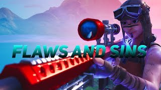 """Fortnite Montage - """"Flaws and Sins"""" (Juice WRLD)"""
