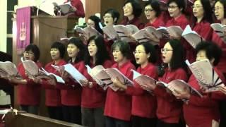 I Say Rejoice (歡欣歌唱組曲) w/ lyrics in Chinese & English