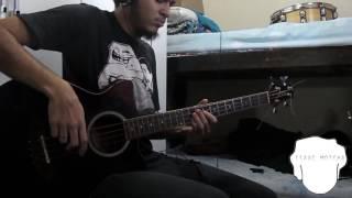 Jorge e Mateus - Paredes  (Baixo Cover) isaac motcha