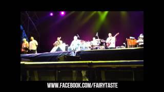 B.B. King - Rock Me Baby (Live in Milan - 12.7.12) HD