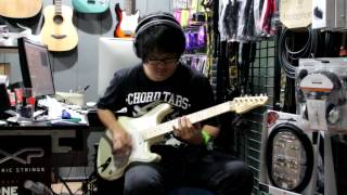 แป๊ะ Syndrome - ฝัน Slot machine Guitar Cover With Lavish Sytrat Modern PW