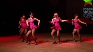 Bachata show DANCING QUEENS lady style by Marina