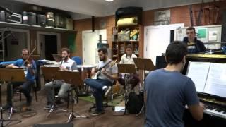 Frog Theme - Banda Chronica (ensaio)