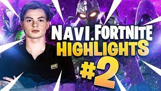 NAVI Fortnite Highlights #2