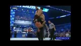 CM Punk & Legacy vs  DX, John Cena & The Undertaker