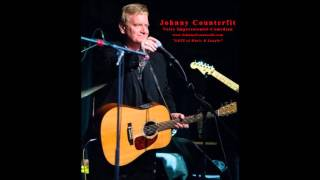 Johnny Counterfit sings as country star Vince Gill