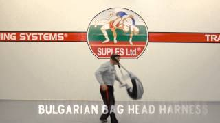 Functional Training with the Bulgarian Bag and Head Harness by Ivan Ivanov