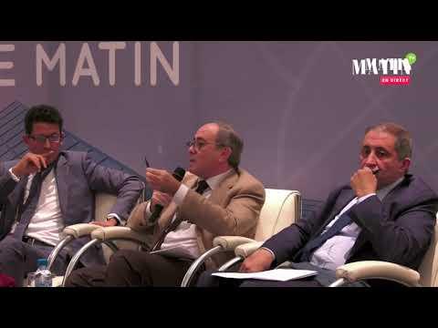 Matinales Groupe Le Matin : intervention de Hakim Marrakchi