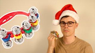 Sleigh bells make everything sound Christmas-y