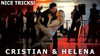 Cristian & Helena Urban Kiz Dance Tricks @ Sweden Kizomba Festival 2017 / Puto X - Vitamina S