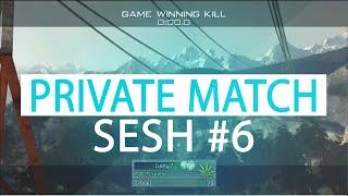 SB Steps: Private Match Sesh! - #6