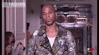 MAISON MARTIN MARGIELA Spring Summer 2013 Menswear Paris - Fashion Channel