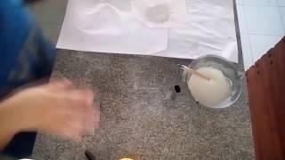 Como fazer gesso caseiro