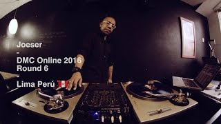 Joeser - Dmc Online 2016 - Round 6