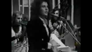 Roberto Carlos no Programa Flavio Cavalcanti (1973)   Tv Rio.