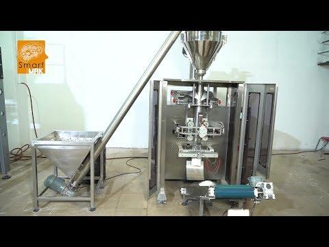 آلة تعبئة المساحيق (في أكياس)