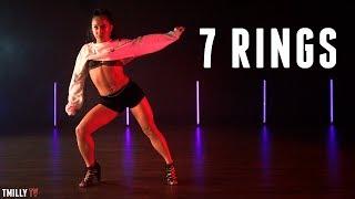 Ariana Grande - 7 Rings - Dance Choreography by Blake McGrath - #TMillyTV