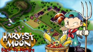 OST Harvest Moon Back to Nature ( Summer )