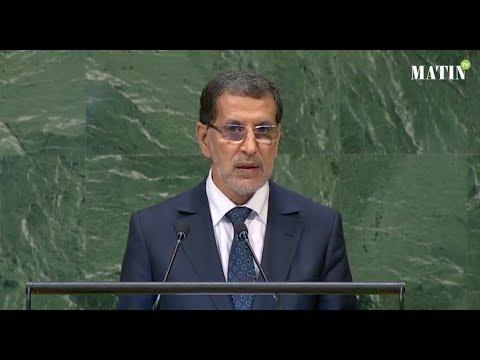 Video : Allocution de Saad Eddine El Othmani lors de la 73e session de l'Assemblée générale de l'ONU