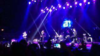 Summertime, Be the First To Believe Medley - A1 Live in Manila 2012