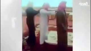 Arabistan'da Penguen Dansı Çılgınlığı