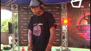 """Rivas """"encendida"""" con la primera eliminatoria de la Batalla de los DJ's"""
