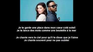 C'est Juste Toi Et Moi - Pauline Maserati ft. Fally Ipupa + PAROLES