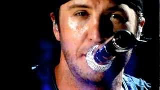 Luke Bryan - Boyfriend, Easy, Someone Like You - CMA Fest 2012
