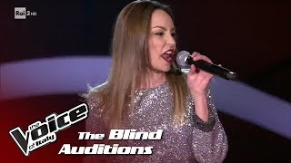 """Beatrice Pezzini """"Nessun dolore"""" - Blind Auditions #1 - The Voice of Italy 2018"""