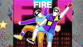 Fire - LLP ft. Mike diamondz - just dance 2019
