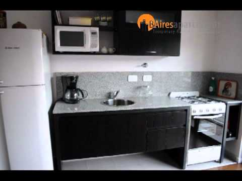 Nicaragua & Fitz Roy V, Buenos Aires Apartments Rental – Palermo Hollywood