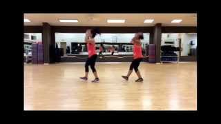 Zumba (dance fitness) Warm up - Step It Up by Dj Francis