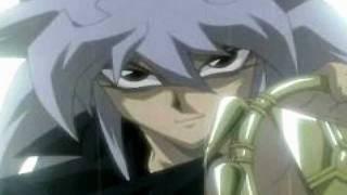 Yu-gi-oh  Yami Bakura the evil spirit of the Millennium Ring Theme