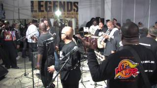 Trouble Funk Performs for Afrika Bambaataa & The Universal Zulu Nations Anniversary 2009
