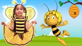 Arı Vız Vız Vız  - Çizgi Film Bebek Şarkıları - Oyuncak Oyna