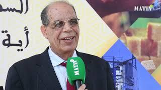 Conférence internationale du sucre Maroc : déclaration Abdelkader Kandil