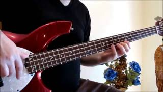 Queen - Bicycle Race Bass Cover