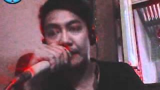 "karaoke ""Hands To Heaven - Mark Anthony Luz"