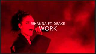 Rihanna feat. Drake vs. MOTi  - Work vs Turn Me Up