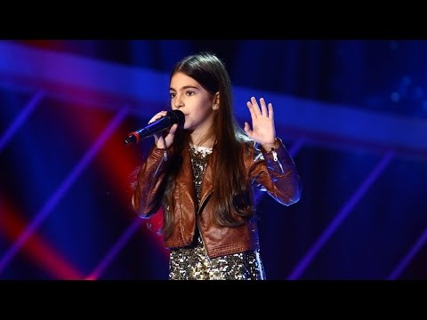 Katia Cărbune, compoziție proprie în marea finală Next Star