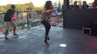 Rock in Rio 2016  Joana Freestyle Afrohouse EDP