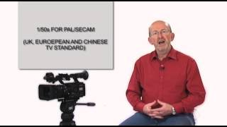 SHUTTER SPEED - Video Camera Training