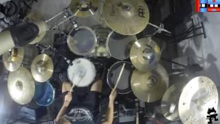 Richard Rapf - Pegboard Nerds & Tristam - Razor Sharp (Vocal Mix) (Drum Cover)