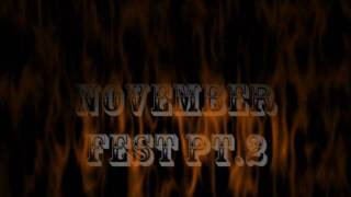 Metal Confederation November Fest2