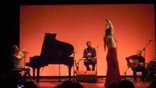 María Toledo con Paloma Fantova concierto Puerto Real