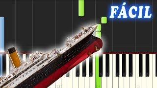 Titanic / FACIL / Piano Tutorial