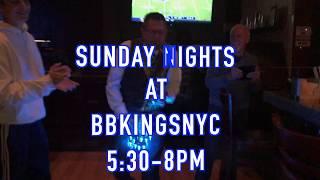 Peter Valera and The Jump Blues Band at BBKings-- Sunday Nights
