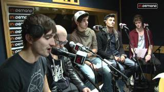 The Wanted - Wherever You Will Go [live acoustic session]