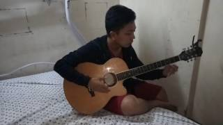 Versace on the floor fingerstyle by Marlo Magno